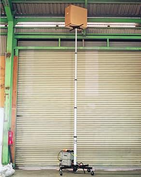 アクアリフト(水圧リフター)の写真