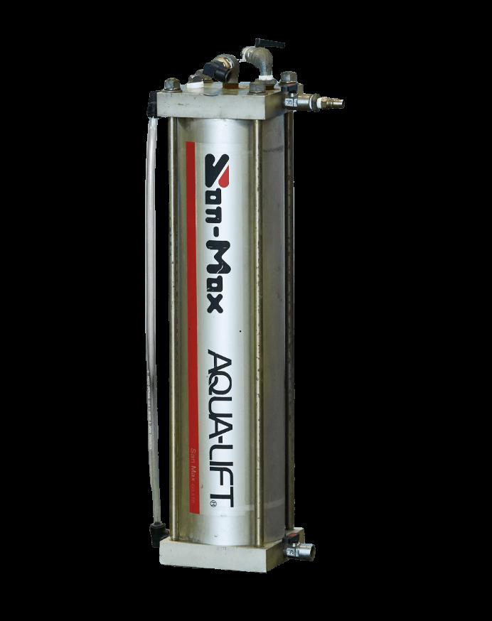 エアハイドロコンバーター(空圧→水圧変換器)